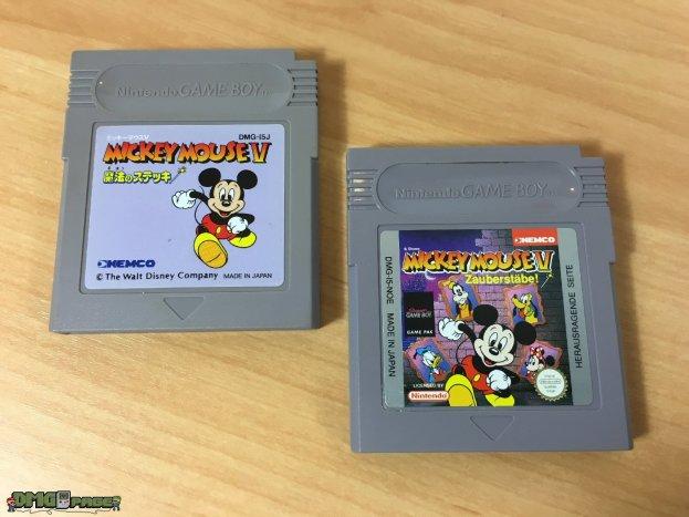 Kemco Capcom Vergleich (5)