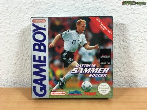 Matthias Sammer Soccer Autogrammkarte (1)