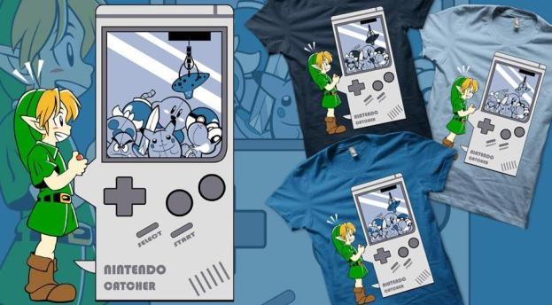 Nintendo Catcher