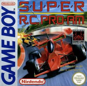 Super R.C. Pro-Am Vorderseite