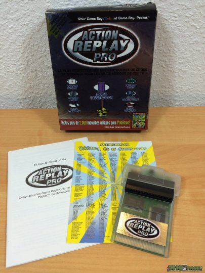 Action Replay Pro
