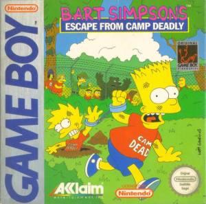 Camp Deadly Vorderseite