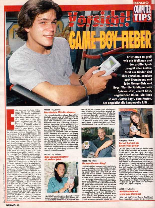 Bravo 7 aus 1992 Bild 2