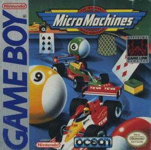 Micro Machines OVP Cover