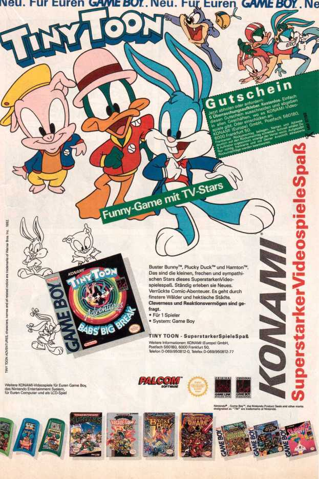 gb-micky-maus-werbung-1992-tiny-toon-adventures