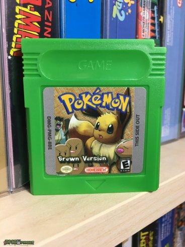 Pokemon Brown Version 6