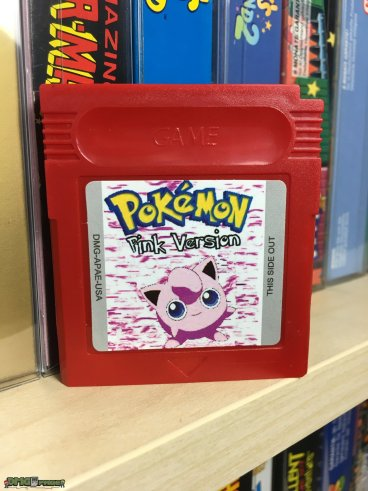 Pokemon Pink Version 6