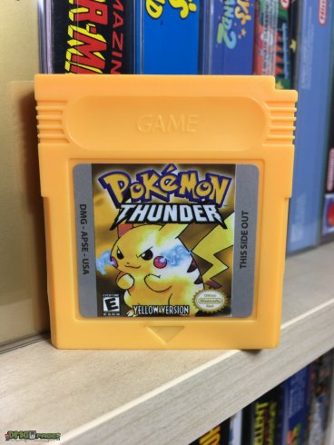 Pokemon Thunder Version 6