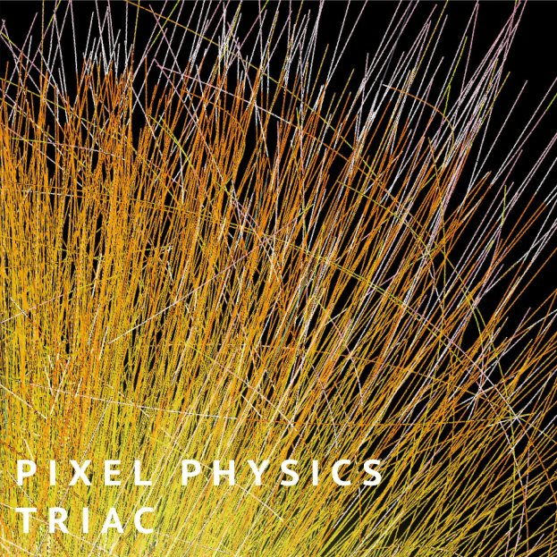TRIAC - Pixel Physics - cover