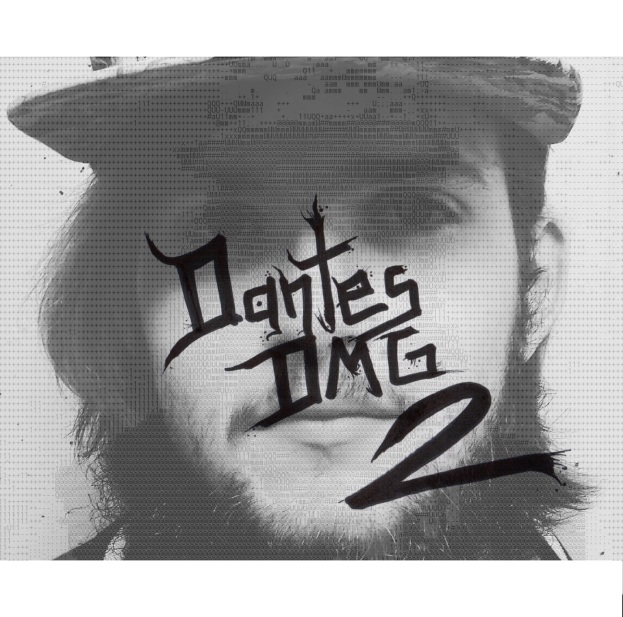 9-Heart - DantesDMG - DANTESDMG 2 EP (2016) - cover