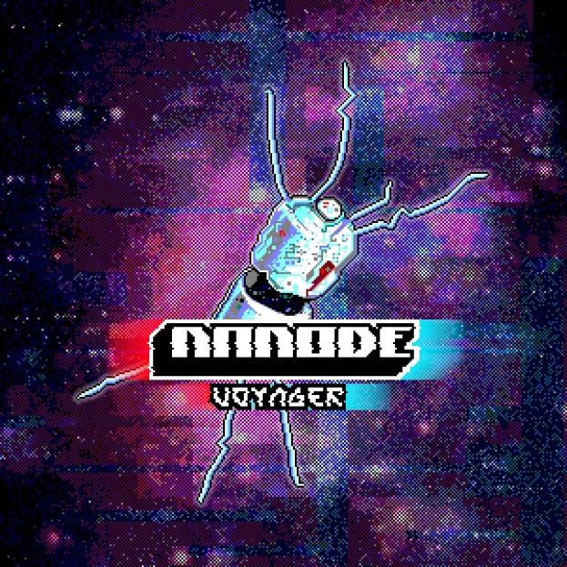Nanode - Voyager - cover