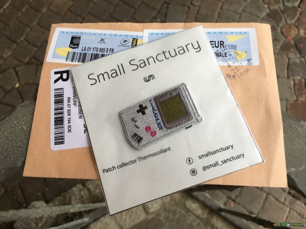 Small Sanctuary Game Boy Patch
