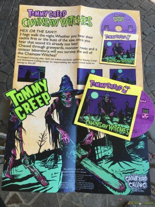 Tommy Creep Chainsaw Witches Gewinnspiel (1)