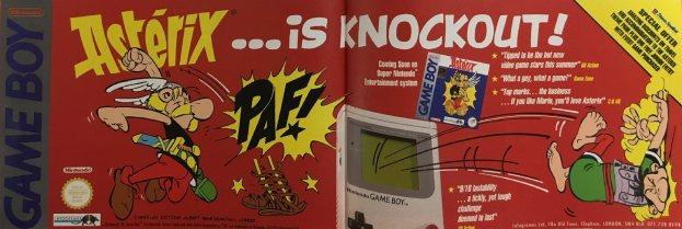 Werbung Asterix