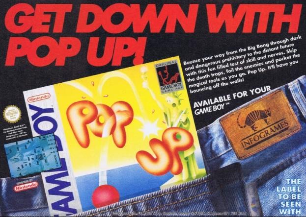 Werbung Pop Up