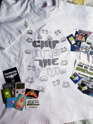 Gewinnspiel T-Shirt Chip hits the Fan 2017