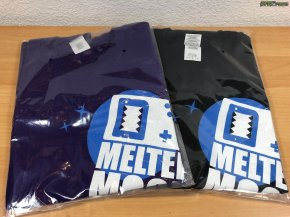 Melted Moon - Moon Melting T-Shirt (1)