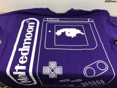 Melted Moon - Moon Melting T-Shirt (4)