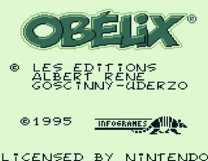 Angespielt Asterix und Obelix (1)
