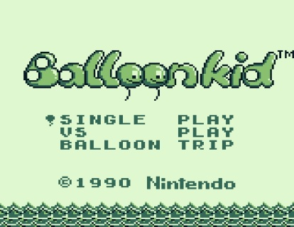 Angespielt Balloon Kid (1)
