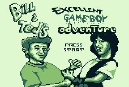 Angespielt Bill und Teds Excellent Game Boy Adventure (1)