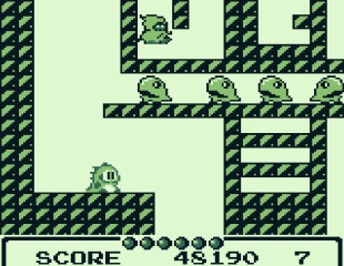 Angespielt Bubble Bobble (4)
