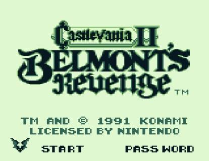 Angespielt Castlevania II Belmonts Revenge (1)