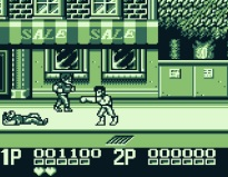 Angespielt Double Dragon II (2)
