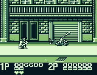 Angespielt Double Dragon II (3)