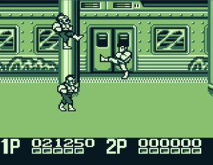 Angespielt Double Dragon II (4)