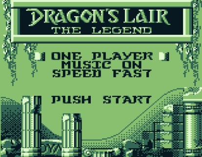 Angespielt Dragons Lair (1)