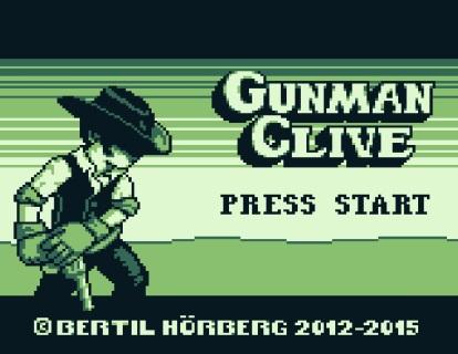 Angespielt Gunman Clive (1)
