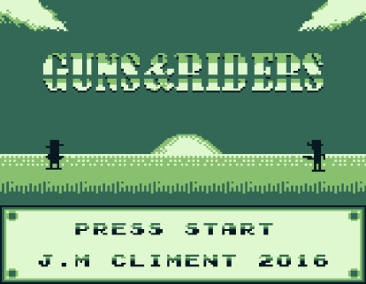 Angespielt Guns and Riders (1)