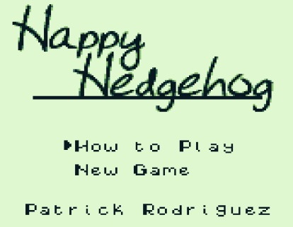 Angespielt Happy Hedgehog (1)