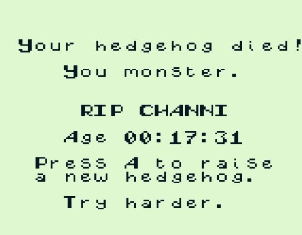 Angespielt Happy Hedgehog (4)