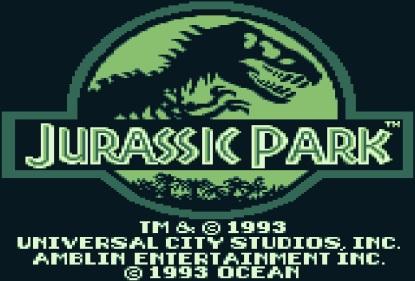 Angespielt Jurassic park (1)