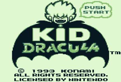 Angespielt Kid Dracula (1)