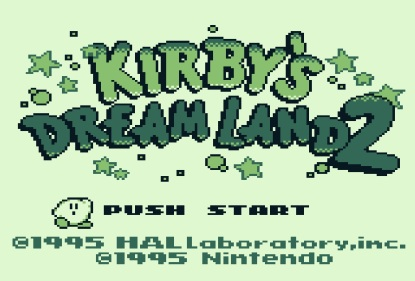 Angespielt Kirbys Dream Land 2 (1)