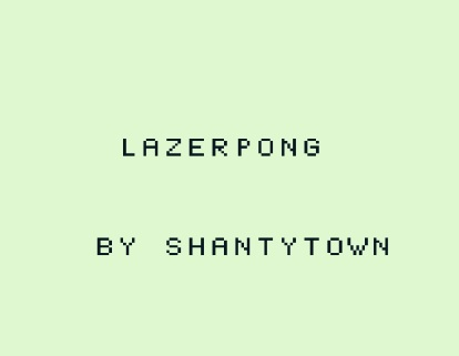 Angespielt Lazerpong (1)