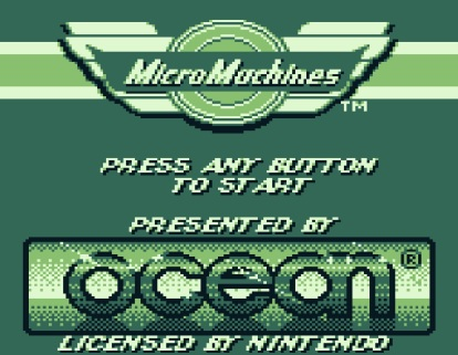 Angespielt Micro Machines (1)