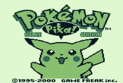 Angespielt Pokemon Gelbe Edition (1)