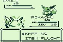 Angespielt Pokemon Gelbe Edition (3)
