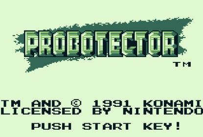 Angespielt Probotector (1)