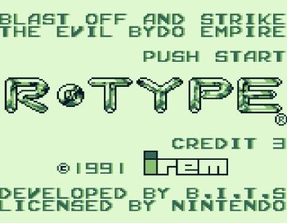 Angespielt R-Type (1)