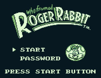 Angespielt Roger Rabbit (1)
