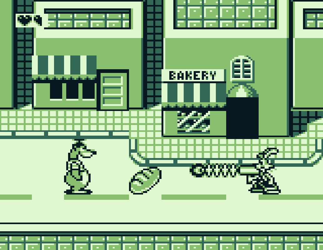 Game Boy: Who framed Roger Rabbit angespielt | DMGpage - Game Boy Blog