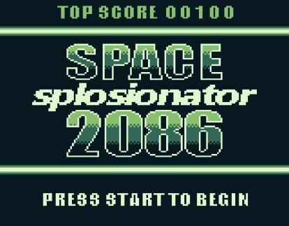 Angespielt Space Splosionator 2086 (1)
