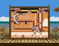 Angespielt Street Fighter II (3)