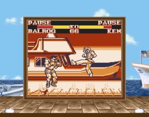Angespielt Street Fighter II (4)