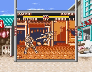 Angespielt Street Fighter II (5)